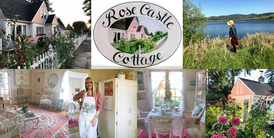 Marcia's Rose Castle Cottage